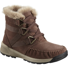 Columbia Maragal Mid WP Shoes Damen tobacco/pebble